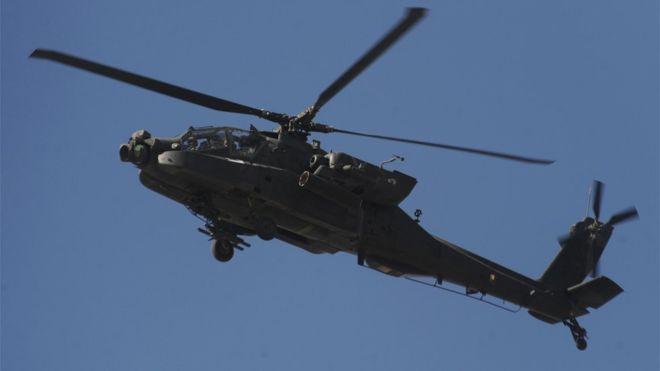 ادعاهای ضد و نقیض از تلفات پلیس افغانستان در حمله هوایی نیروهای حمایت قاطع